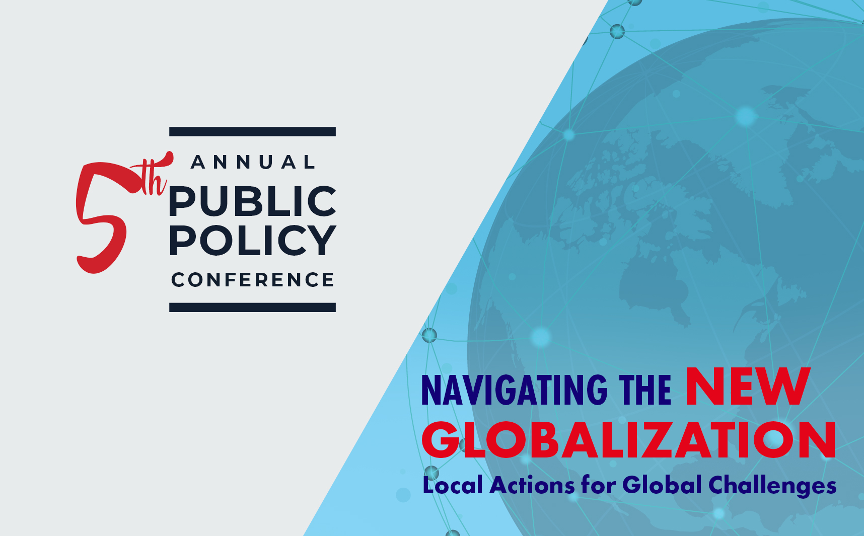 5th Annual Public Policy Conference